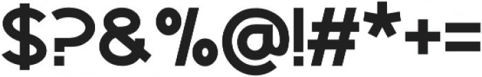 Bigboz otf (400) Font OTHER CHARS