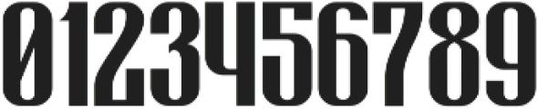 Biggie Bang otf (400) Font OTHER CHARS