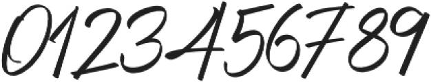 Bigtone otf (400) Font OTHER CHARS