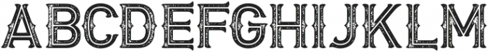 Biker Two otf (400) Font LOWERCASE