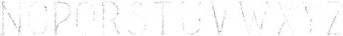 Biker Whiskey Texture2 FX otf (400) Font LOWERCASE