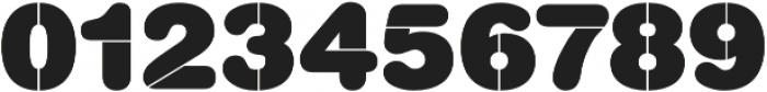 BikiRound otf (900) Font OTHER CHARS
