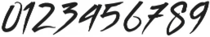 Billabong Beach Script otf (400) Font OTHER CHARS