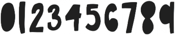 BingeWatchBaseCLN Regular otf (400) Font OTHER CHARS