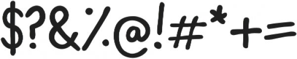 Binx Binx otf (400) Font OTHER CHARS