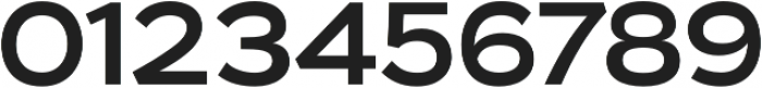 Biondi Sans Regular otf (400) Font OTHER CHARS