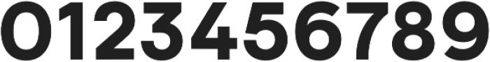 Biotif Black otf (900) Font OTHER CHARS