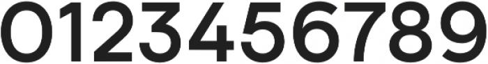 Biotif Semi Bold otf (600) Font OTHER CHARS