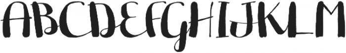 Biplo otf (400) Font UPPERCASE