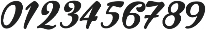 Bira Swash ttf (400) Font OTHER CHARS
