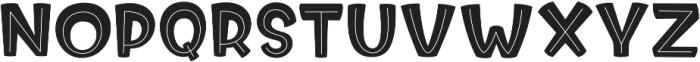 Birly ttf (400) Font UPPERCASE