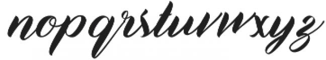 BisQuid Curve Alternate otf (400) Font LOWERCASE