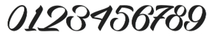 BisQuid otf (400) Font OTHER CHARS