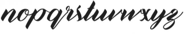 BisQuid otf (400) Font LOWERCASE