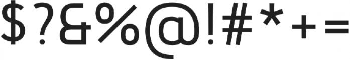 Biscayne otf (600) Font OTHER CHARS