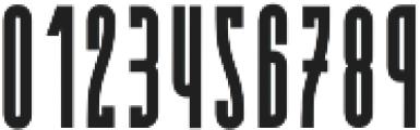 Bismark otf (700) Font OTHER CHARS