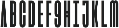 Bismark otf (700) Font LOWERCASE