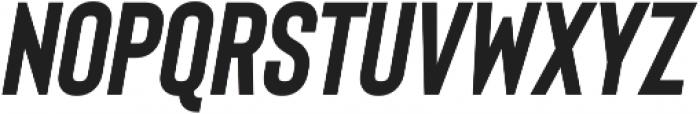 Bison Bold Itallic ttf (700) Font LOWERCASE