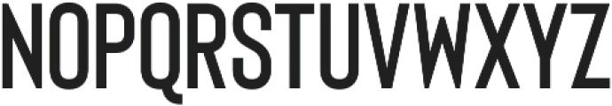 Bison DemiBold ttf (600) Font LOWERCASE