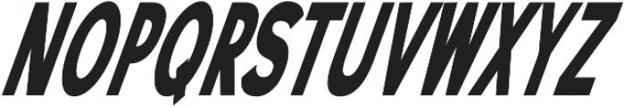 Bisous Sans otf (400) Font UPPERCASE