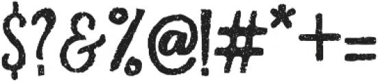 Bite Chalk Normal ttf (400) Font OTHER CHARS
