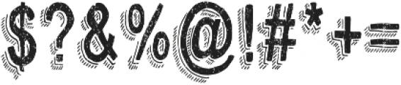 Bite Chalk ttf (400) Font OTHER CHARS