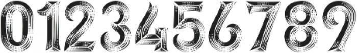 Bite Hard FX otf (400) Font OTHER CHARS