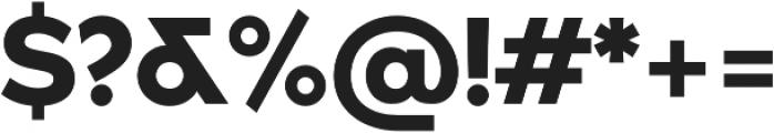 bill corporate narrow super otf (400) Font OTHER CHARS
