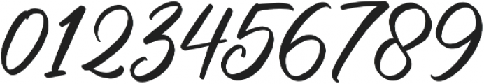 biolatesha 1 otf (400) Font OTHER CHARS
