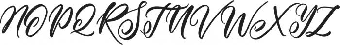 biolatesha 1 otf (400) Font UPPERCASE