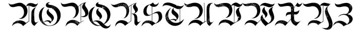 Bielefeld Typeface font 2 Font UPPERCASE