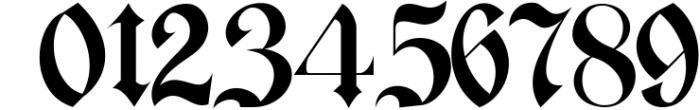 Bielefeld Typeface font Font OTHER CHARS
