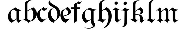 Bielefeld Typeface font Font LOWERCASE