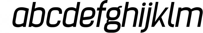 Billian - Easy Going Sans 4 Font LOWERCASE