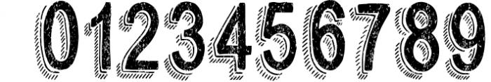 BiteChalk Typeface + extras 1 Font OTHER CHARS