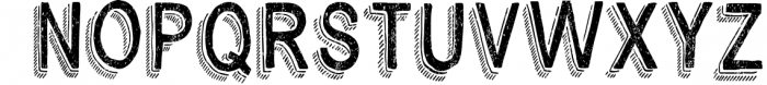 BiteChalk Typeface + extras 1 Font LOWERCASE