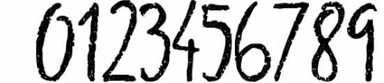 BiteChalk Typeface + extras Font OTHER CHARS
