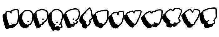 BIGBOBS  BIG Font UPPERCASE
