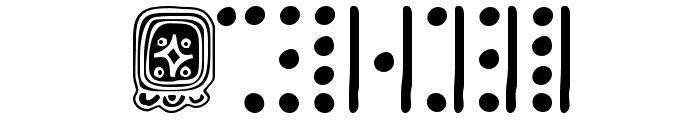 BienMaya Font OTHER CHARS
