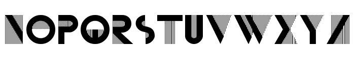 Bifur Font UPPERCASE
