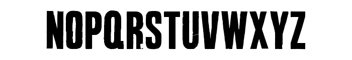 Big Brother Font LOWERCASE