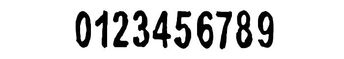 Big Bubu Font OTHER CHARS