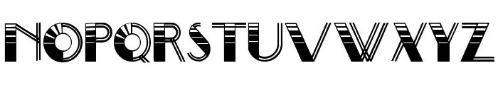 Big Lou Font LOWERCASE