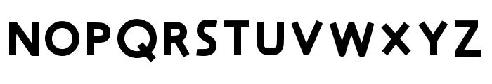 Big One Regular Font LOWERCASE