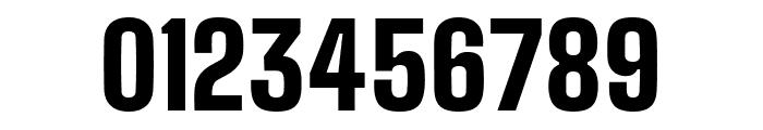 Big Shoulders Display Black Font OTHER CHARS