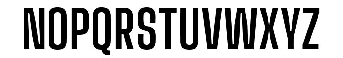 Big Shoulders Display Bold Font UPPERCASE