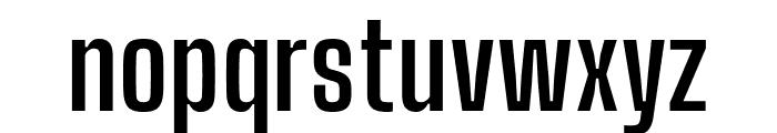 Big Shoulders Display Bold Font LOWERCASE