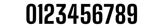 Big Shoulders Display ExtraBold Font OTHER CHARS