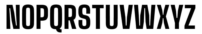 Big Shoulders Display ExtraBold Font UPPERCASE