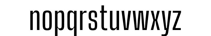 Big Shoulders Display Medium Font LOWERCASE
